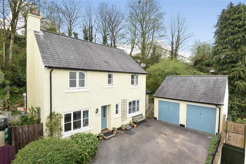 4 Bedrooms Detached House for sale in Miners Close, Ashburton, Devon, TQ13