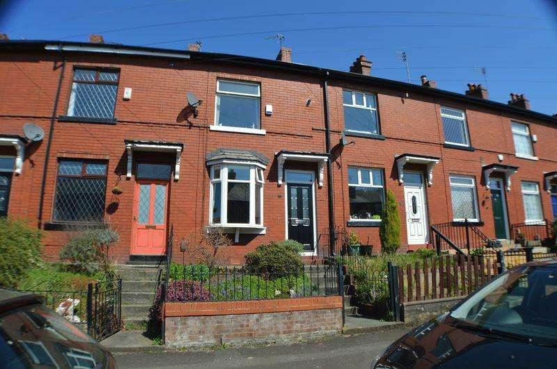2 Bedrooms Terraced House for sale in Abingdon Street, Ashton-Under-Lyne
