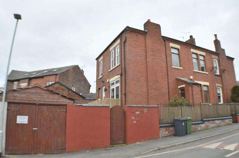 3 Bedrooms Semi Detached House for sale in Fountain Street, Hyde