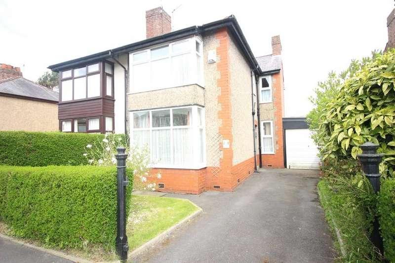 3 Bedrooms Semi Detached House for sale in Burnside Avenue, Ribbleton