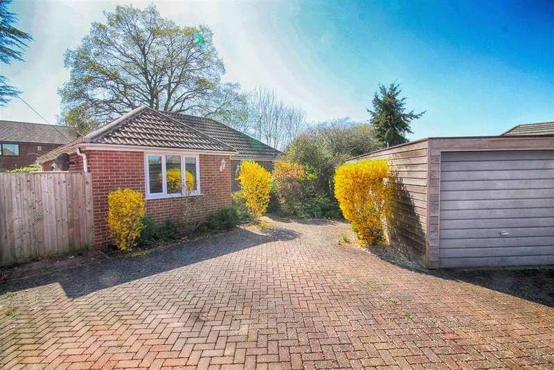 2 Bedrooms Detached Bungalow for sale in Corfe Close, Prestbury, Cheltenham, GL52