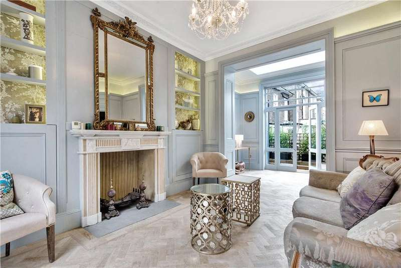 4 Bedrooms Terraced House for sale in Thornhill Road, Islington, London, N1