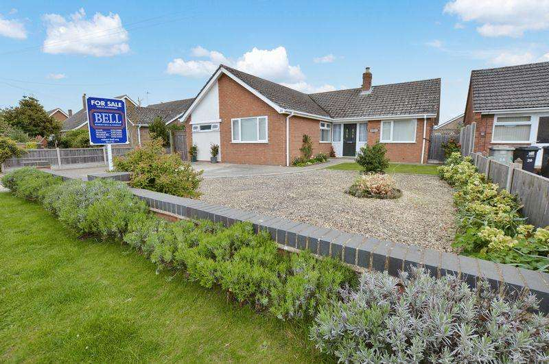 3 Bedrooms Detached Bungalow for sale in Windrush, 28 Lodge Road, Tattershall