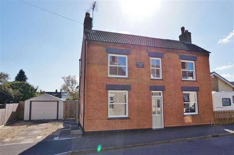 3 Bedrooms Detached House for sale in Fleckney