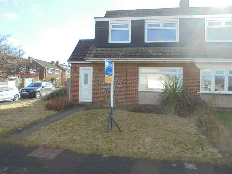 3 Bedrooms Semi Detached House for sale in Falcon Way, Guisborough