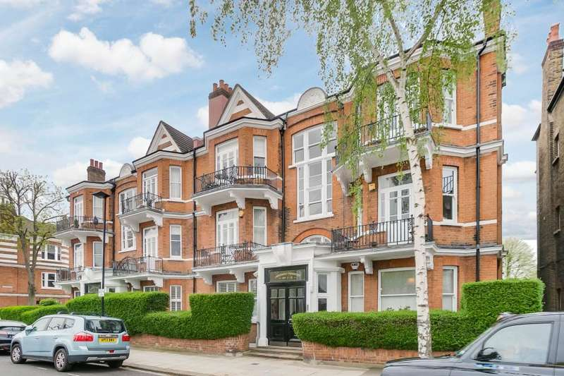3 Bedrooms Flat for rent in Stamford Brook Avenue, Stamford Brook W6