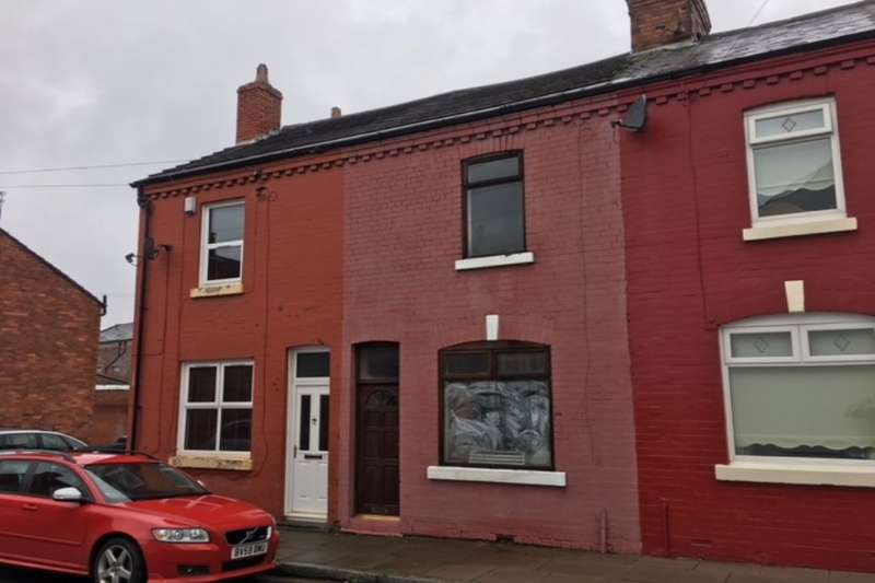 2 Bedrooms Terraced House for sale in Frederick Grove, Liverpool, L15