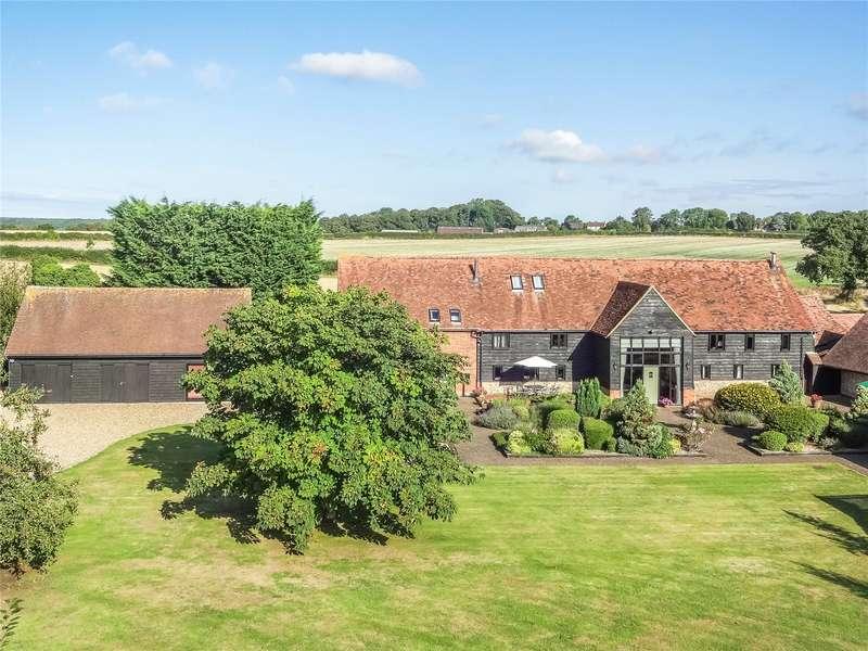5 Bedrooms Detached House for sale in Hambleden, Buckinghamshire, RG9