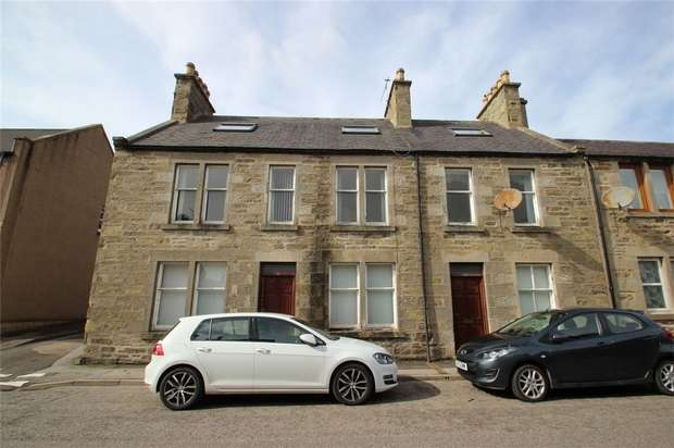 6 Bedrooms Semi Detached House for sale in Mid Street, Keith, Moray