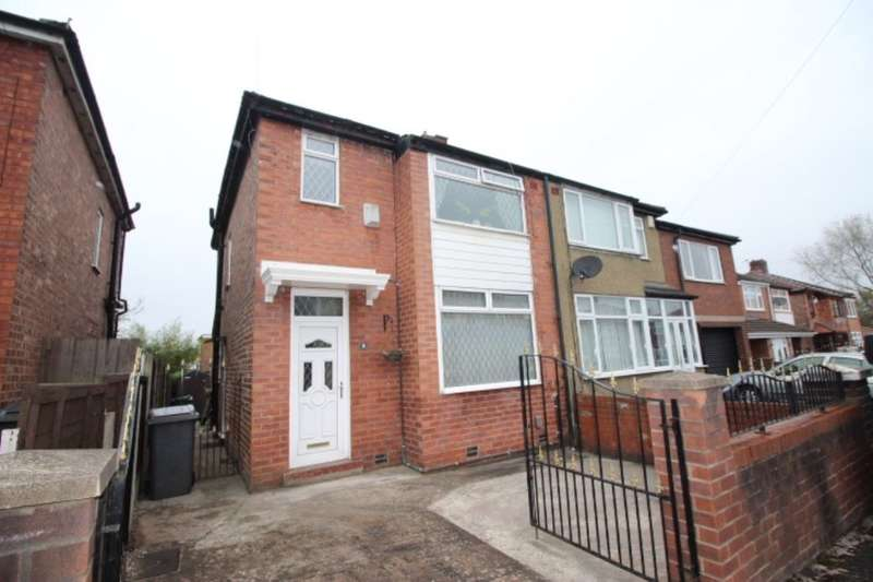 3 Bedrooms Semi Detached House for sale in Ansdell Drive, Droylsden, Manchester, M43