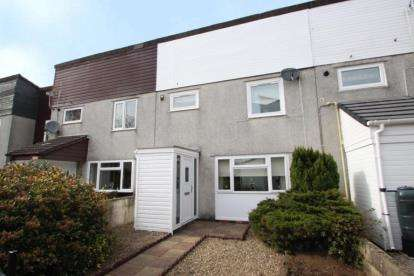 3 Bedrooms Terraced House for sale in Bute Court, Dreghorn, Irvine, North Ayrshire