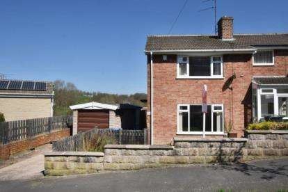 3 Bedrooms End Of Terrace House for sale in Standon Crescent, Sheffield, South Yorkshire