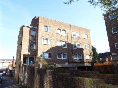 1 Bedroom Flat for sale in Dumfries Street, Luton, Bedfordshire