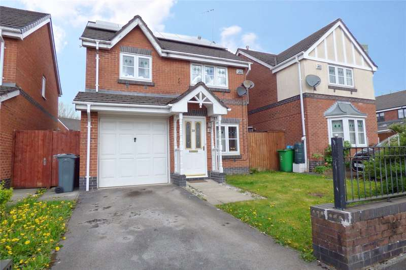 3 Bedrooms Detached House for sale in Northwold Drive, Blackley, Greater Manchester, M9