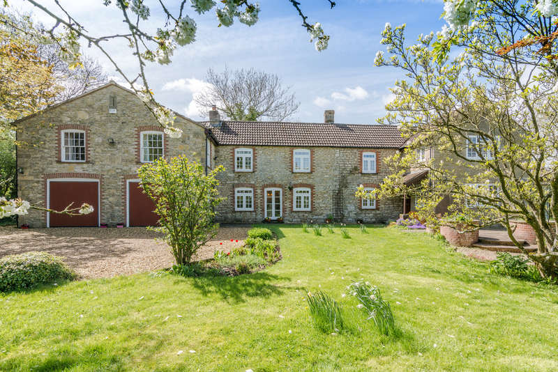 6 Bedrooms Detached House for sale in Emmet Hill, Upper Minety