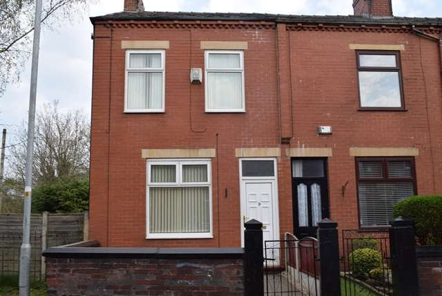 3 Bedrooms End Of Terrace House for sale in For sale Hilton Fold Lane, Middleton M24 2HZ