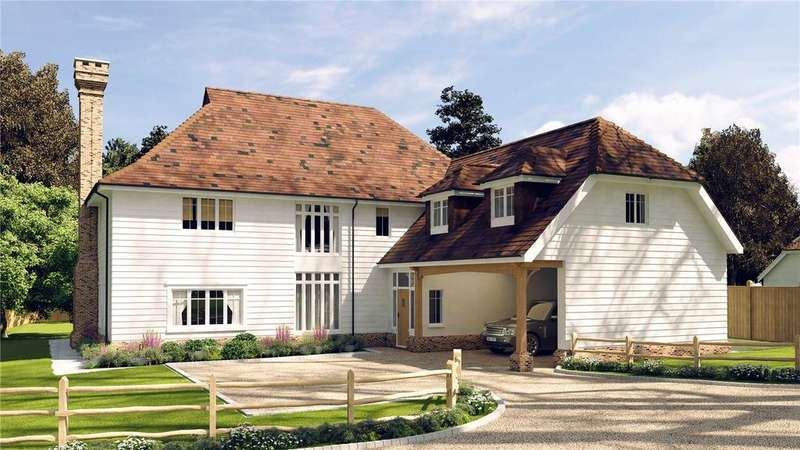 5 Bedrooms Detached House for sale in Plot 21 The Chestnut, Wadhurst Place, Mayfield Lane, Wadhurst, TN5