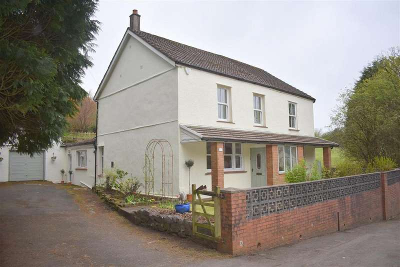 4 Bedrooms House for sale in Llangyfelach Road, Tirdeunaw, Swansea