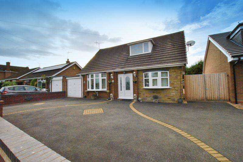 3 Bedrooms Detached Bungalow for sale in Long Lane South, Middlewich, CW10 0at