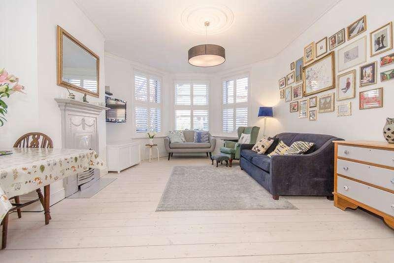 2 Bedrooms Ground Flat for sale in Marlborough Road N22