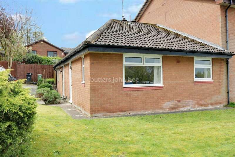 1 Bedroom Bungalow for sale in Crofters Lea, Northwich