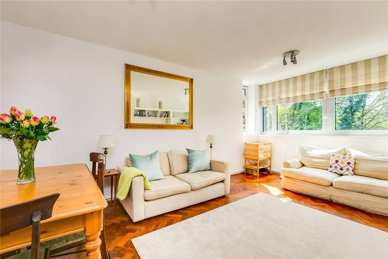 2 Bedrooms Flat for sale in Cotman Close, Putney, London