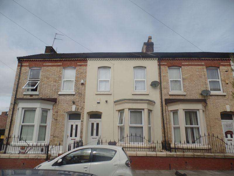 3 Bedrooms Terraced House for sale in 26 Coningsby Road, Liverpool