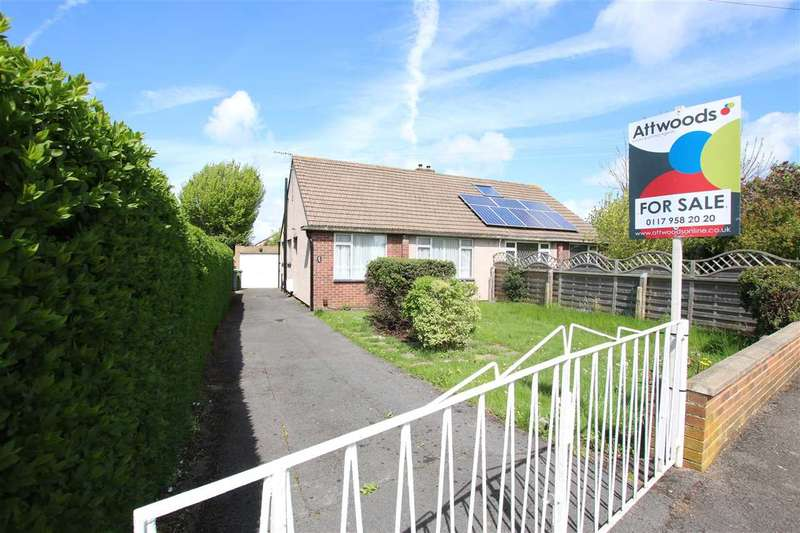 2 Bedrooms Bungalow for sale in Highleaze Road, Oldland Common, Bristol