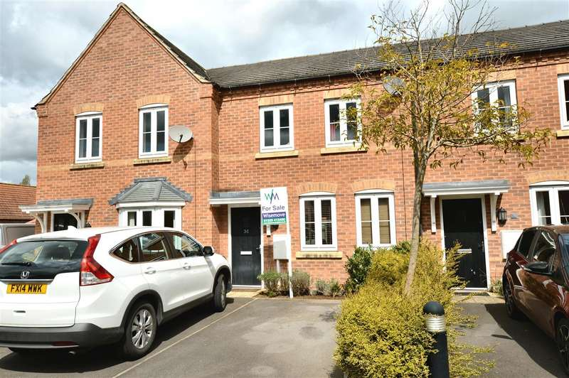 3 Bedrooms Terraced House for sale in Kinross Road, Greylees, Sleaford