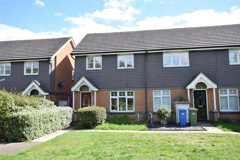 3 Bedrooms End Of Terrace House for sale in Pakenham Road, Bracknell, Berkshire, RG12