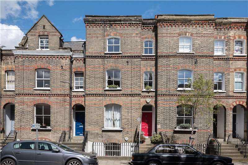 2 Bedrooms Flat for sale in Ravensdon Street, Kennington, London, SE11