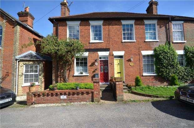 3 Bedrooms Semi Detached House for sale in Chapel Lane, Binfield