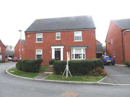 4 Bedrooms Detached House for sale in Cae Babilon, Higher Kinnerton, Chester, Flintshire, CH4