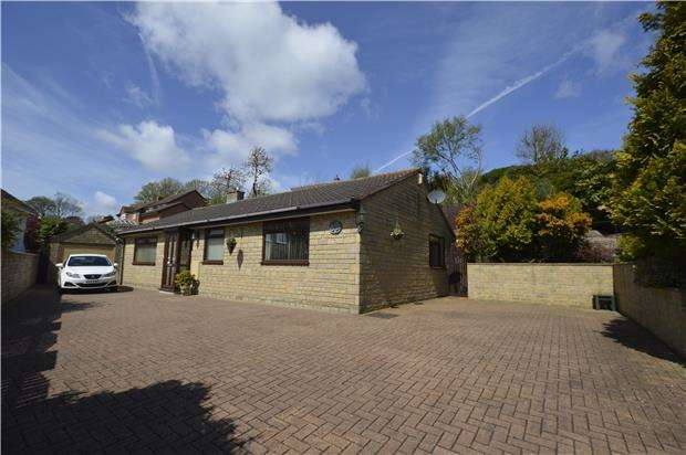 3 Bedrooms Detached Bungalow for sale in Harcombe Hill, Winterbourne Down