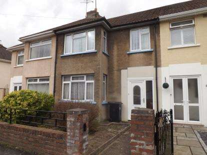 3 Bedrooms Terraced House for sale in Kenneth Road, Brislington, Bristol, City Of Bristol