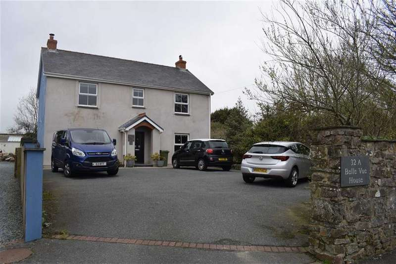 4 Bedrooms Detached House for sale in Haven Road, Haverfordwest