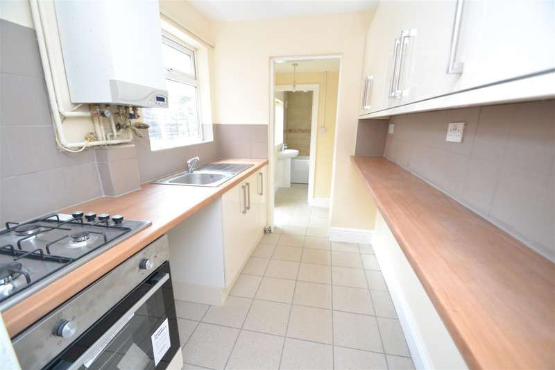 3 Bedrooms Terraced House for sale in Shakespeare Street, Loughborough