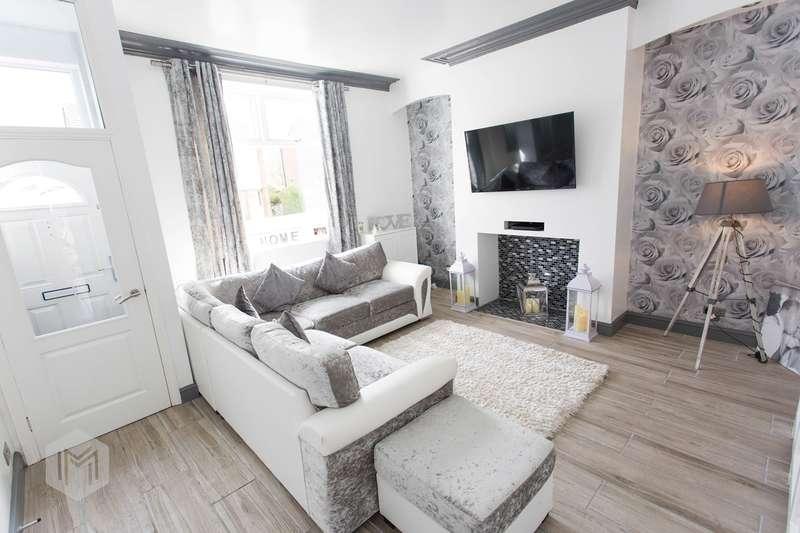 2 Bedrooms Terraced House for sale in Harper Green Road, Farnworth, Bolton, BL4