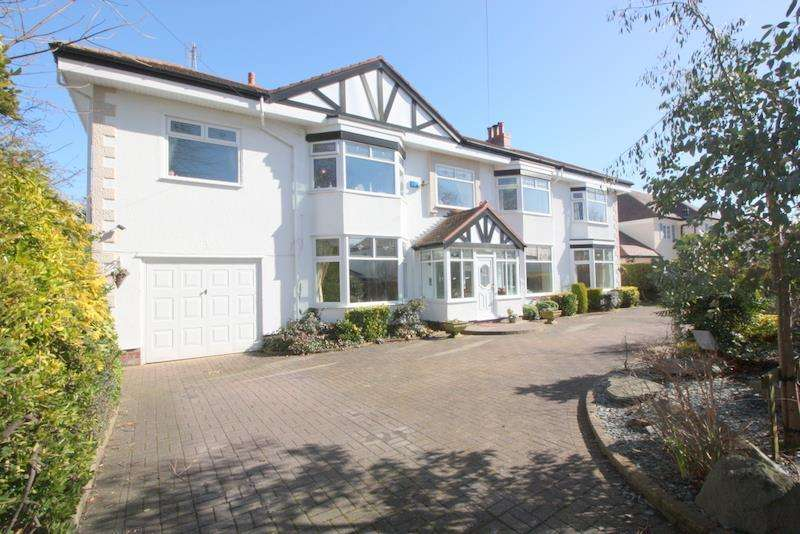 4 Bedrooms Detached House for sale in Far Moss Road, Liverpool