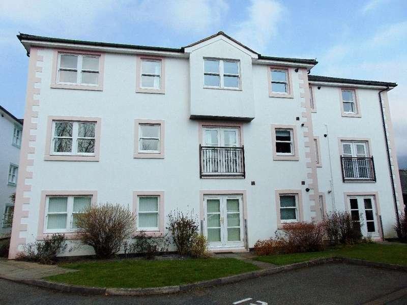 2 Bedrooms Apartment Flat for sale in 13 Greta Grove House, Elliot Park, Keswick, CA12 5NF