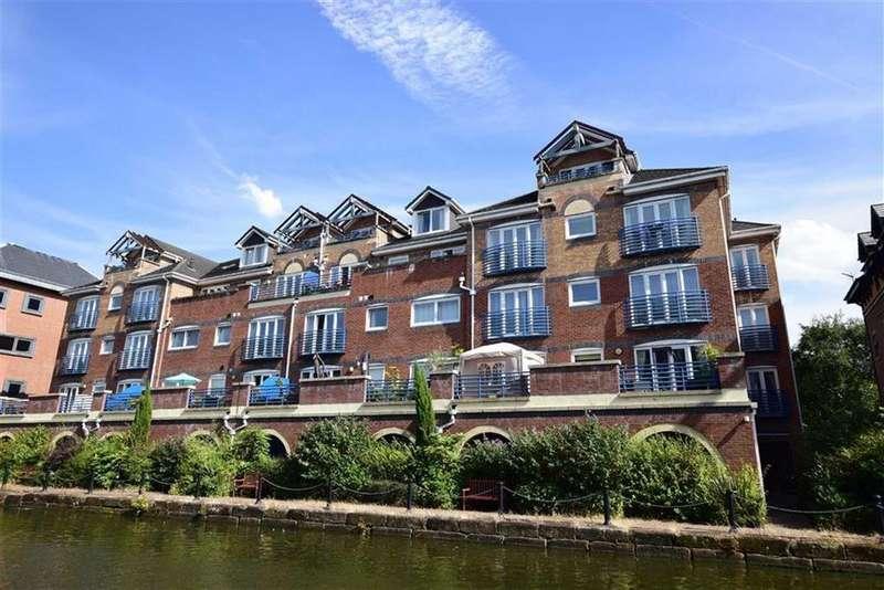2 Bedrooms Apartment Flat for sale in Britannia Quay, Sale, M33