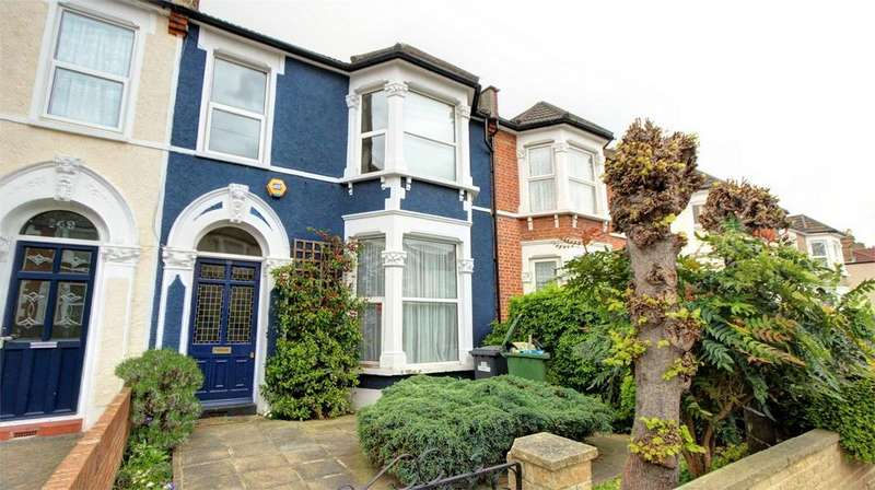 3 Bedrooms Terraced House for sale in Minard Road, Catford, London
