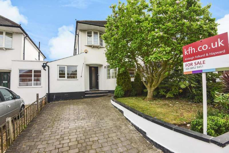 4 Bedrooms Semi Detached House for sale in Woolacombe Road, Blackheath