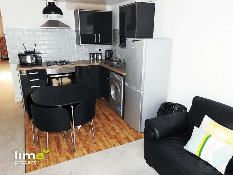 2 Bedrooms Flat for rent in Holderness Road, Hull, HU8 8QY