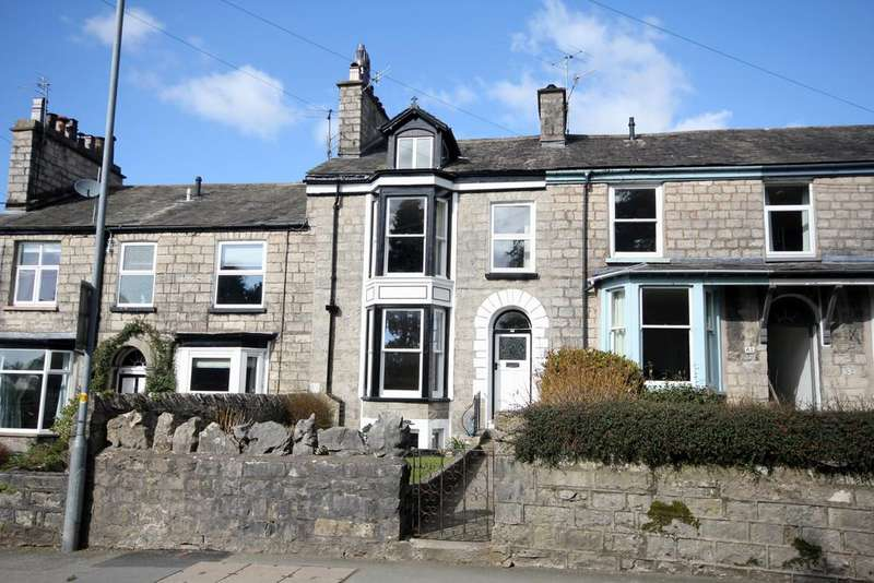 3 Bedrooms Terraced House for sale in Castle Street, Kendal