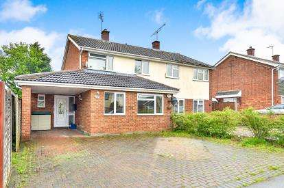 3 Bedrooms Semi Detached House for sale in The Linx, Bletchley, Milton Keynes, Uk