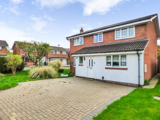4 Bedrooms Detached House for sale in St. Peters Close, Birmingham, West Midlands, B28 0EF