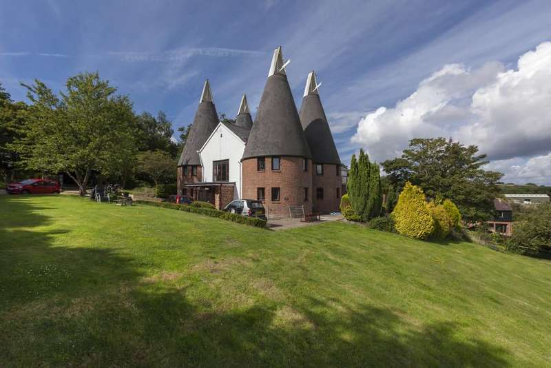 6 Bedrooms Detached House for sale in Udimore