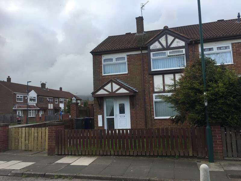 2 Bedrooms Property for sale in Arundel Road, Grangetown, Middlesbrough, North Yorkshire, TS6 7QZ