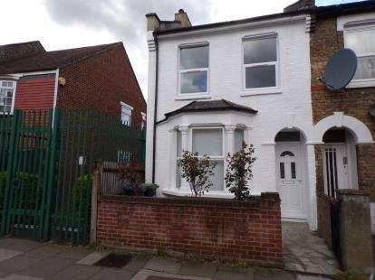 3 Bedrooms End Of Terrace House for sale in Felixstowe Road, London
